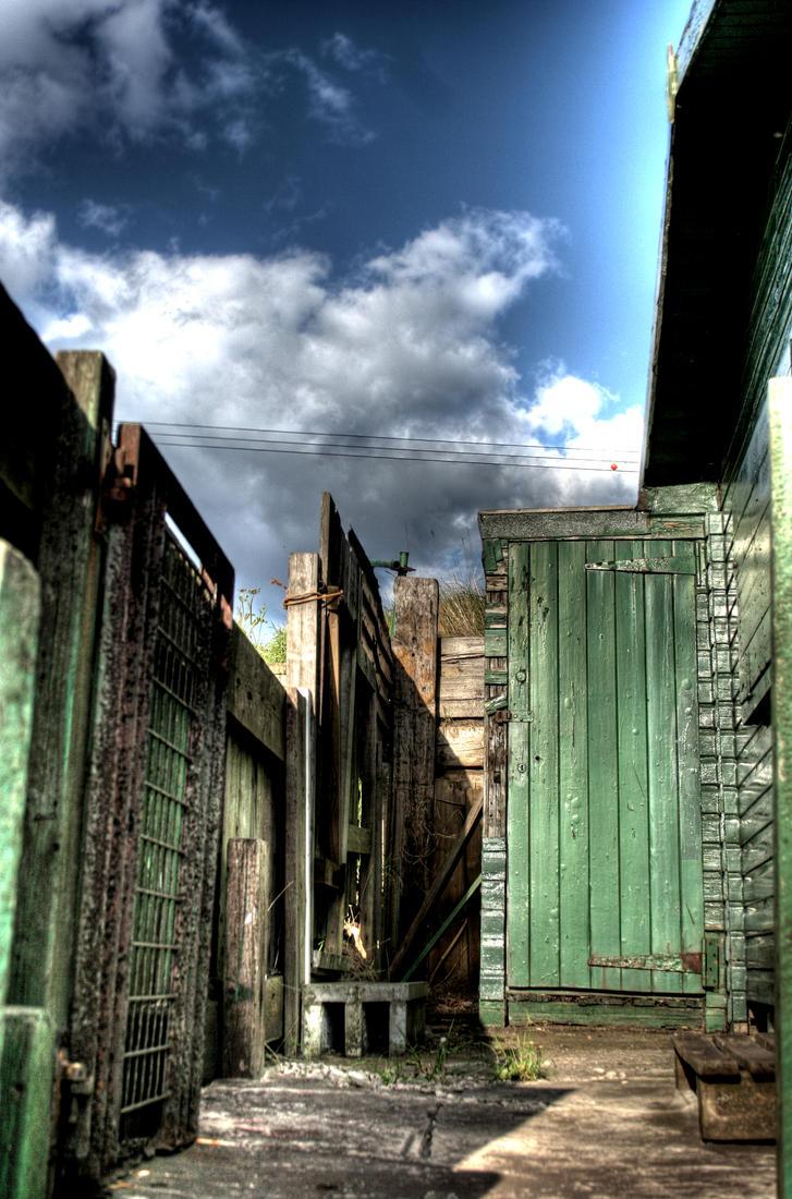 Greengate by JackMcIntyre