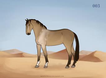 Maarlos Horse - Import 003 by renneka