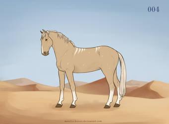 Maarlos Horse - Import 004 by renneka