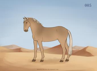 Maalos Horse Import 005 - Open by renneka
