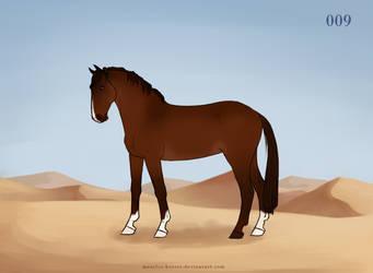 Maarlos Horse - Import 009 by renneka