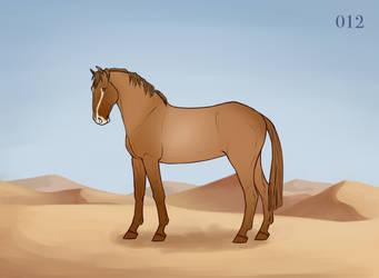 Maarlos Horse Import 012 by renneka