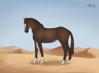 Maarlos Horse Import 013 by renneka