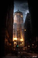 Gotham Night by blhayes87