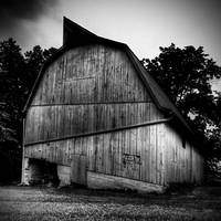 The Distorted Barn by blhayes87