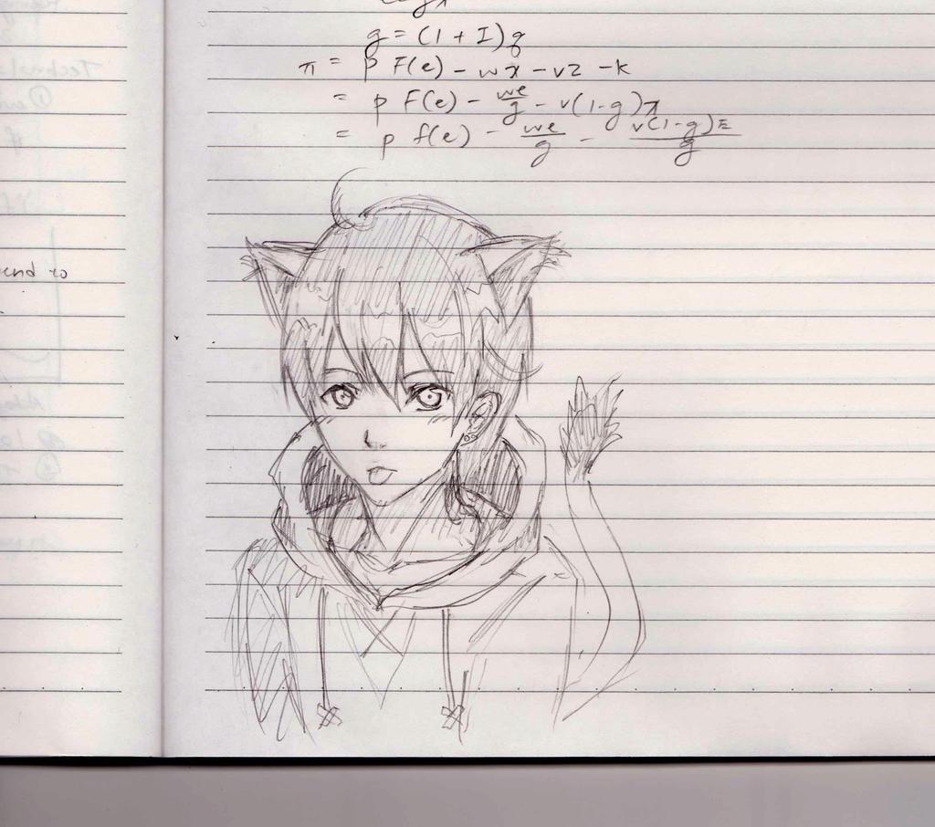 Anime Cat Boy By Naisei On DeviantArt