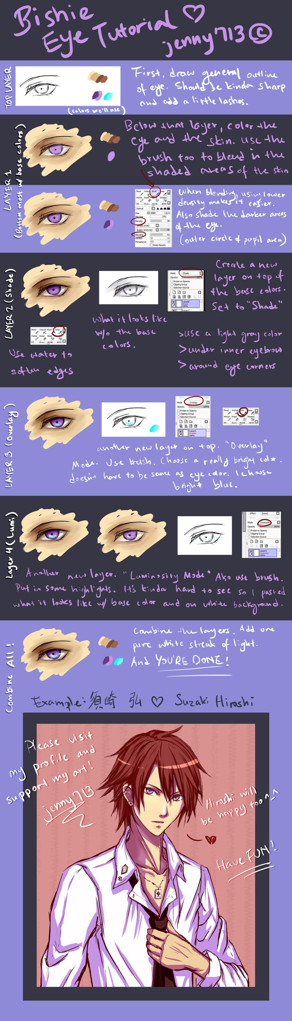 Tutorial paint tool sai bishie anime male eye by naisei on tutorial paint tool sai bishie anime male eye by naisei ccuart Images