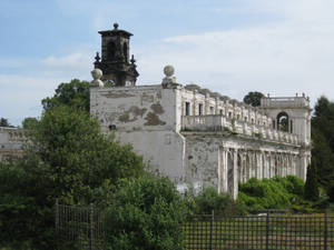Italian gardens at Trentham