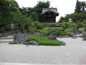 A view of Chokushi-Mon