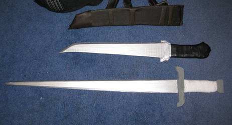 Short Blade and Sword