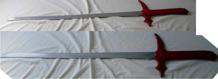 Terra's Sword - sold