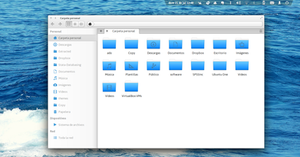 Preview: Modded Iconset for Elementary OS