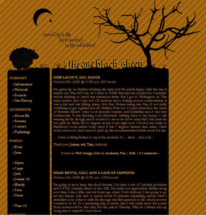 tOBSnet Scary Sheep Silhouette by raraxavis