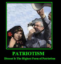 Dissent Is Patriotic by DenaliWolf