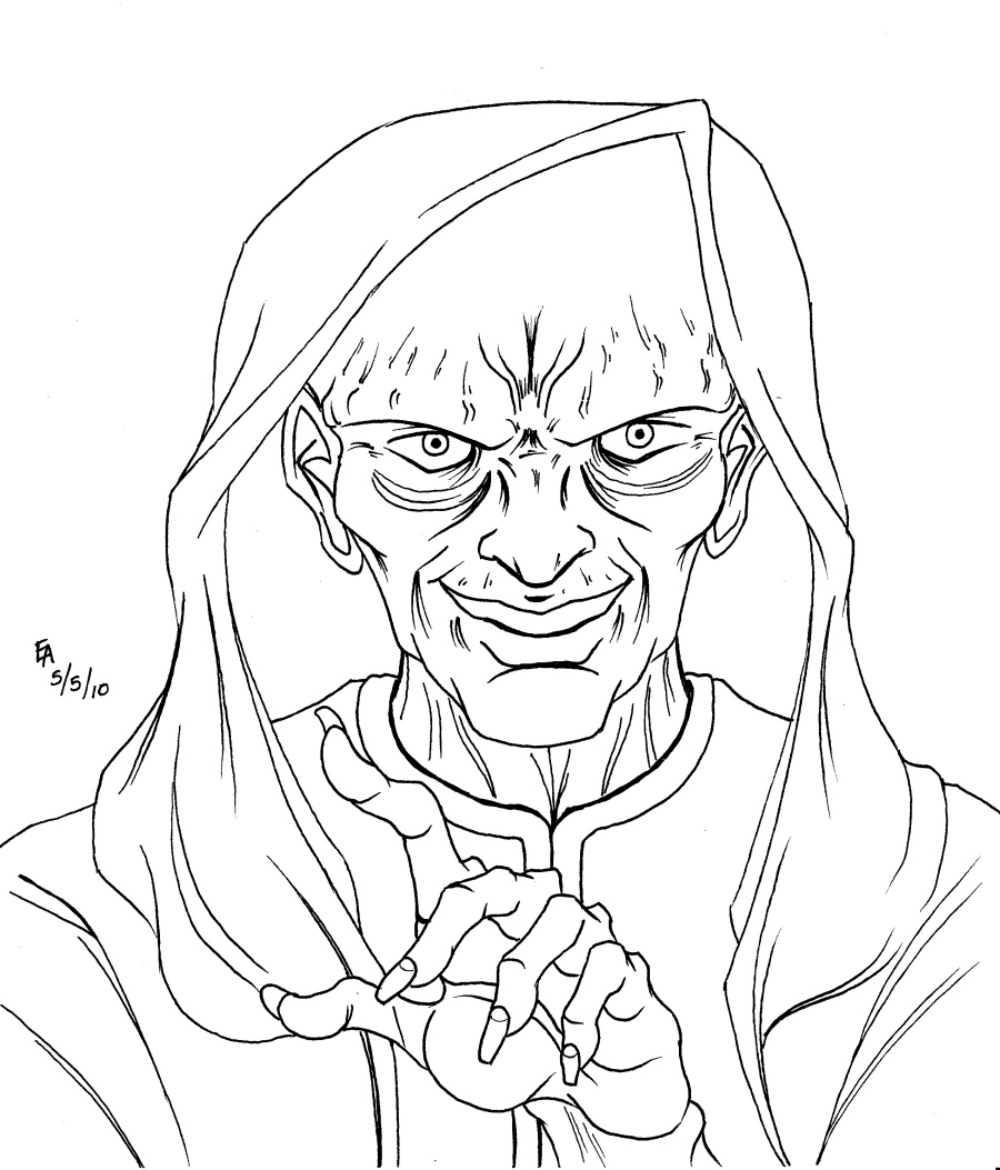 WIP Emperor Palpatine by mayorlight
