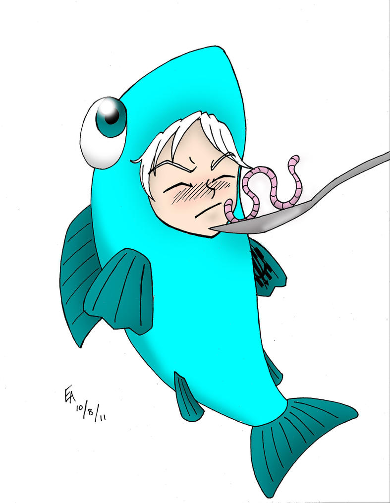 Fishnapped by mayorlight