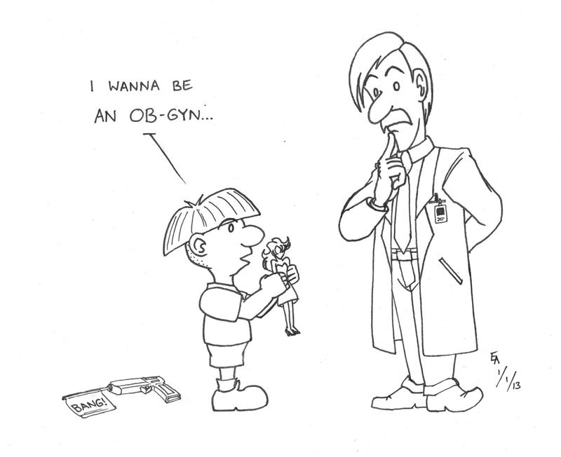 Why some boys play with dolls by mayorlight