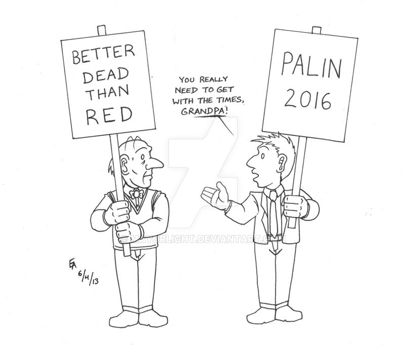 Better Dead Than... by mayorlight
