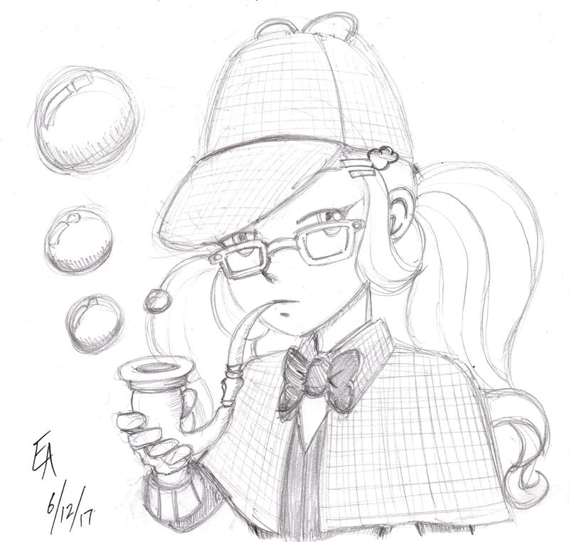 Sherlock Sugarcoat by mayorlight