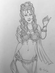 Asal Hawaa sketch