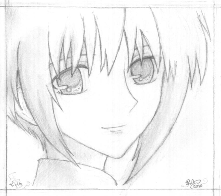 Yuki Sohma by firehorse6