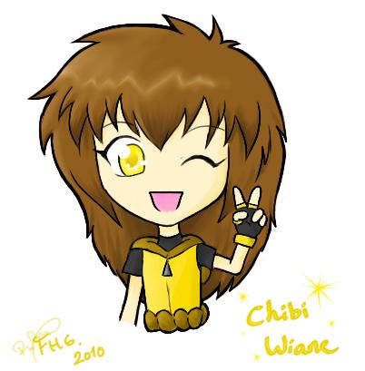Chibi Wiane by firehorse6