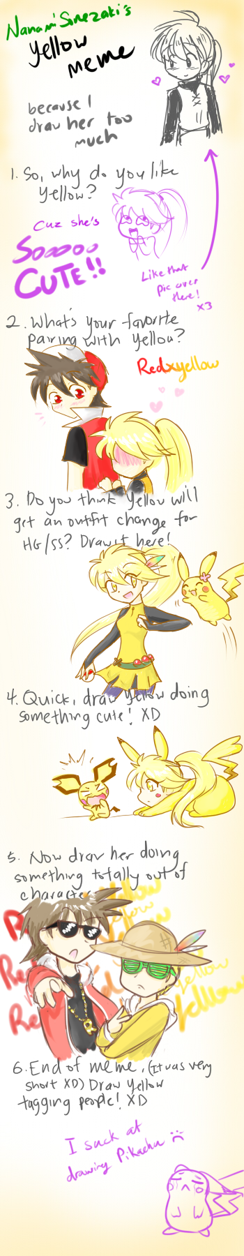 Yellow Meme by firehorse6