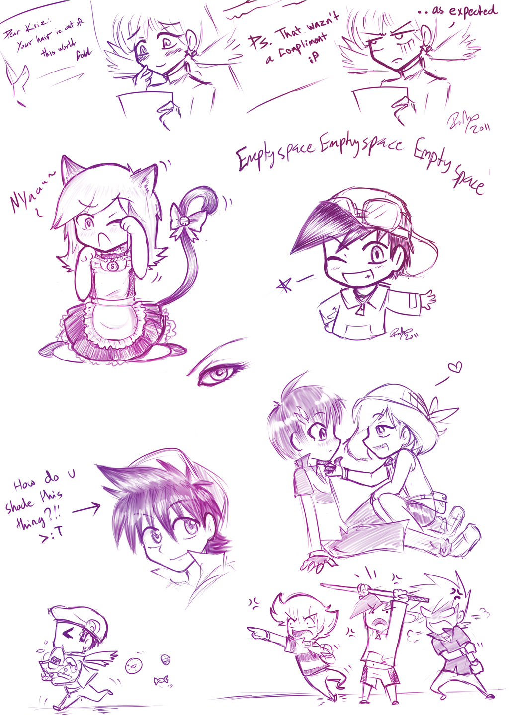 Random Pokespe DigiSketch by firehorse6