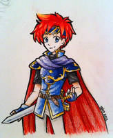 Roy by firehorse6