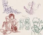 FE Pokespe Doodles