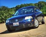 HOT VW Passat HDR