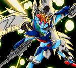 Wing Gundam Zero - Rainbow -