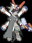 Octavia X1 Kai Kai  - Skull Heart -
