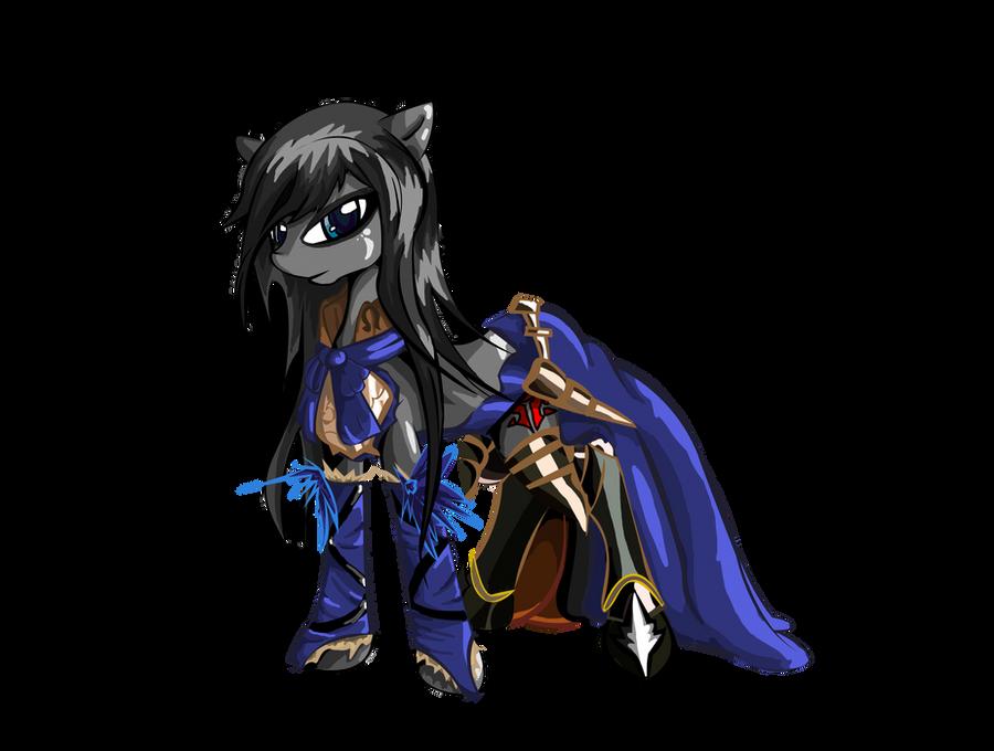 Glyph Master, Shanoa - Vector - by halotheme