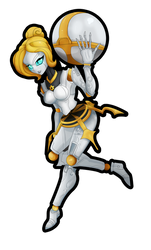 Orianna, the Lady of Clockwork