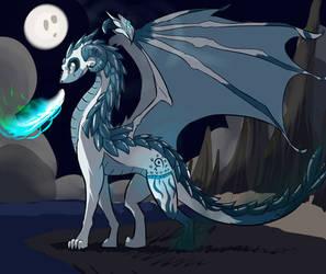 |OD| Albine Dragon
