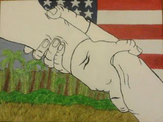 Brotherhood of the American Soldier by gypsyv03