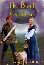 The Black Cauldron by gypsyv03