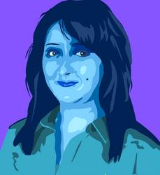 Vector Portrait by gypsyv03