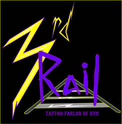 Third Rail Logo by gypsyv03