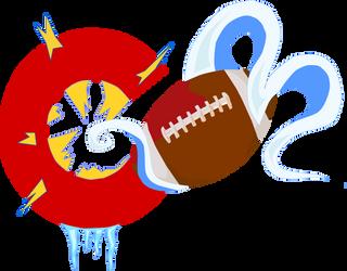 Colorado Blizzard American Football Team by gypsyv03