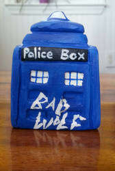 TARDIS 1 by gypsyv03