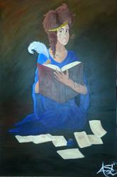Writer by gypsyv03