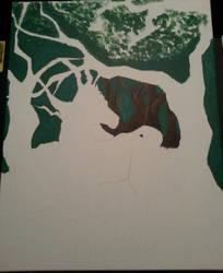 Background Progress Beginning by gypsyv03