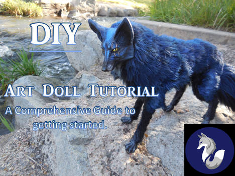 DIY How to Make Your Own Art Doll (NOW LIVE!)