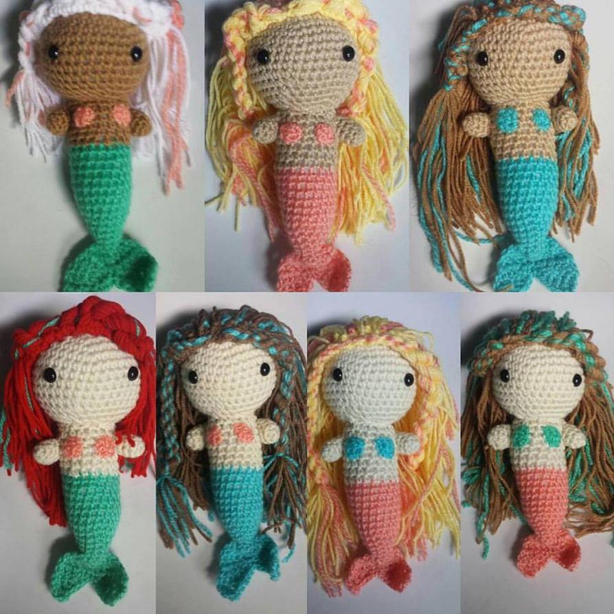 Little Mermaids by Mindfulmoonlight