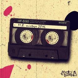 M.B. mixtape 2016 cover by Al2r