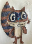 Rigby in HTF style