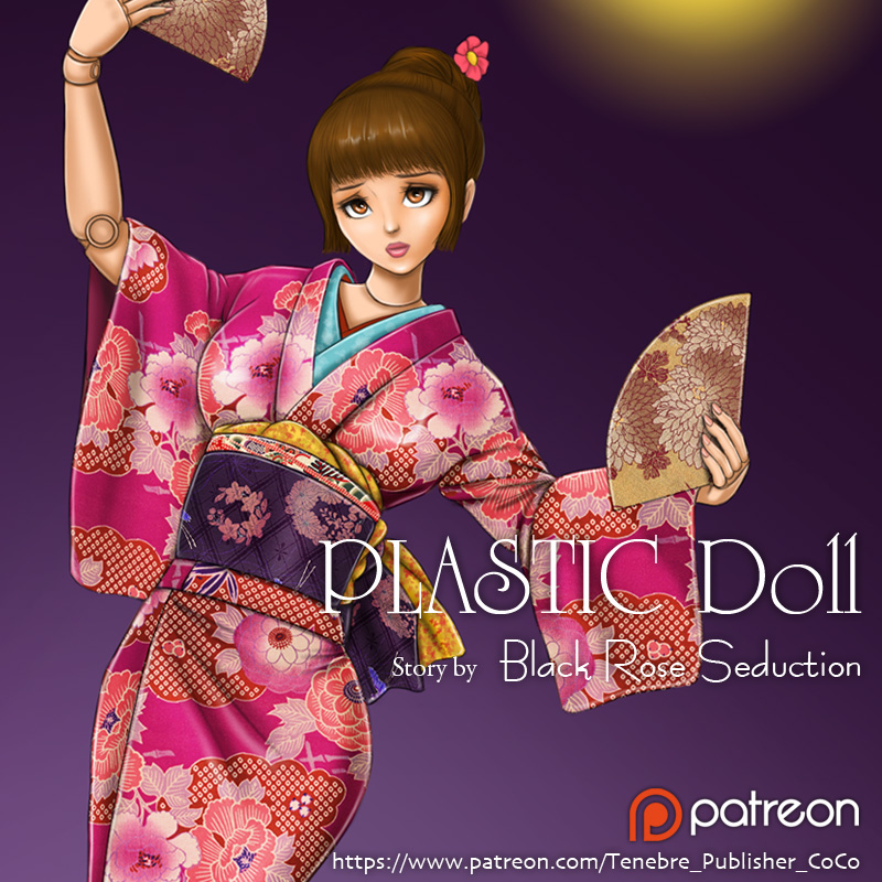 Plastic doll by CoCo-oCoC