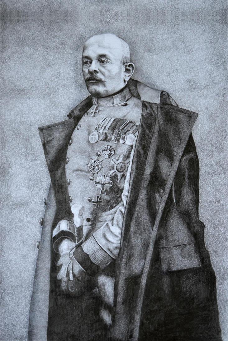 Svetozar Borijevic von Bojna by anamarijaK
